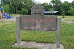 Minges Park Sign